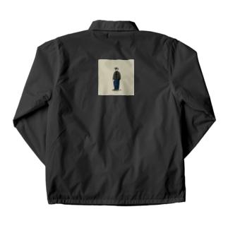 冬のCity Boy_ Coach Jacket
