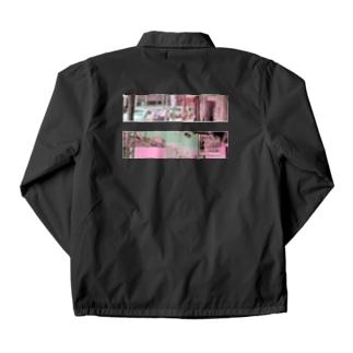MemorialTown/4bit Coach Jacket
