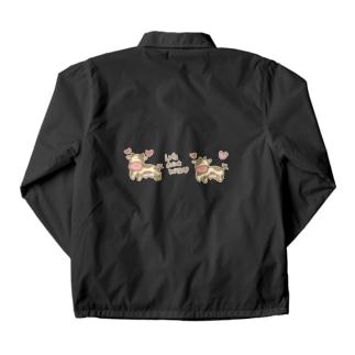 モーモーウシのモーモーちゃん Coach Jacket