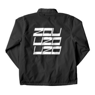 ゾウゾウゾ〜 Coach Jacket