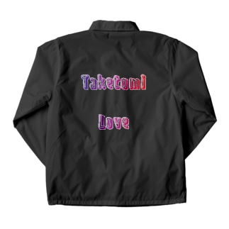 Taketomi Love (竹富ラブ) Coach Jacket