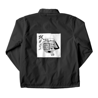 anti tv Coach Jacket