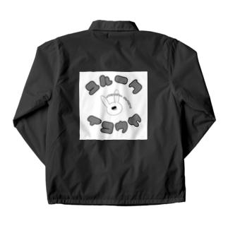 怠慢a.k.a.毚卍 Coach Jacket