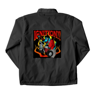 IGNITION!!4 Coach Jacket