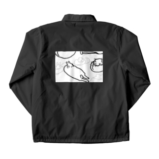wch◉のうさぎのおとだ Coach Jacket