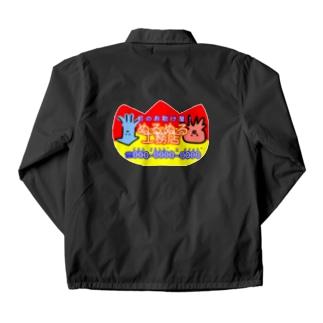 ぬるぬる工務店 Coach Jacket