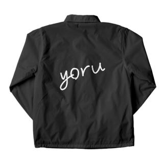 yoru Coach Jacket