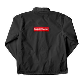 Supermodel ( スーパーモデル )  Supreme風  Coach Jacket
