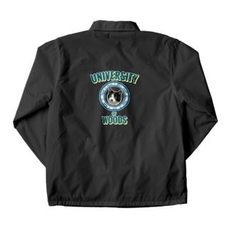 WOODS UNIVERSITY Coach Jacket