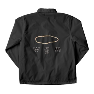 rubber-bands-simple Coach Jacket