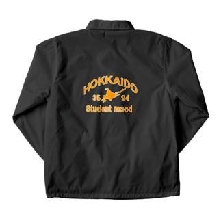 北海道旅行時に着るやつ Coach Jacket