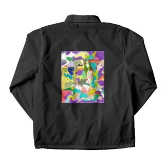 POP GIRL #9 Coach Jacket
