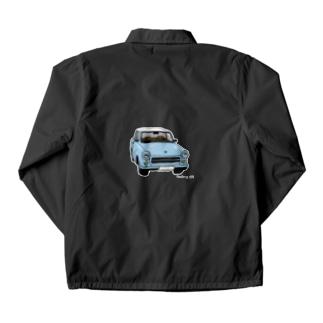 トラバント601  Coach Jacket