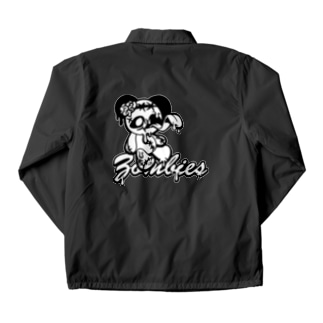 .Zombies__pd Coach Jacket