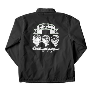 林檎の魔女 Apple Green Coach Jacket