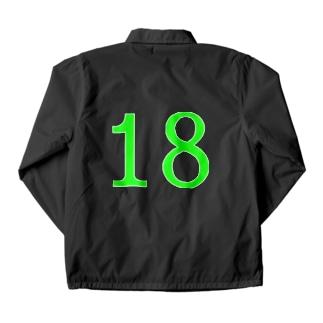 18 Coach Jacket
