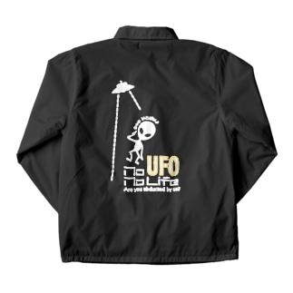 乗っけて!UFO! Coach Jacket