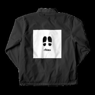 rksea_office_の第一号コレクション Coach Jacket