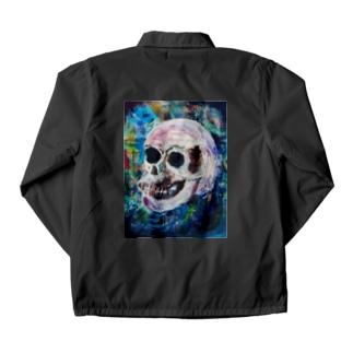 skeleton Coach Jacket