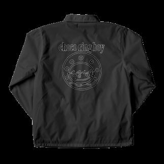 チョコリングボーイのお店のchoco ring boy / type-A Coach Jacket