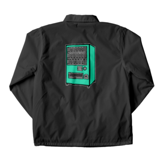 チョコリングボーイのお店の自動販売機 / type-E Coach Jacket