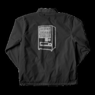 チョコリングボーイのお店の自動販売機 / type-C Coach Jacket