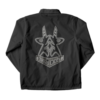 ≪pegacorn shadow≫非対称 -零式-申ⅠⅠ型- Coach Jacket
