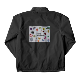 the-alien-clubの_________'s NOTEBOOK  Coach Jacket