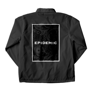 EPIDEMICのEPIDEMIC dark Coach Jacket