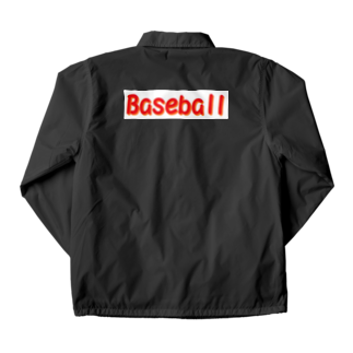 アメリカンベースの野球 Baseball Coach Jacket
