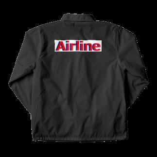 アメリカンベースのエアライン Coach Jacket