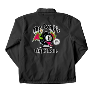 The Bomb's Eight Ball Coach Jacket