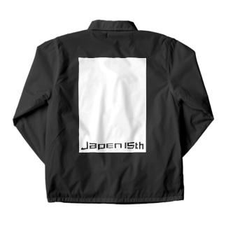 【J15】コーチジャケット Coach Jacket