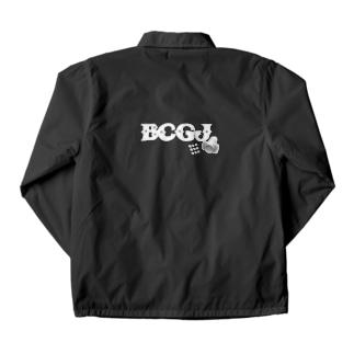BCG日本株ハンコ注射ROCK vs コロナ Coach Jacket