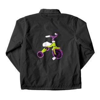 三輪車 Coach Jacket