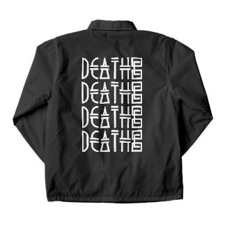 DEATH© / TEAM jacket Coach Jacket