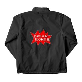 DREAM BOMB!! ユメノバクダン Coach Jacket