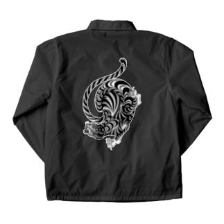 vortex tiger Coach Jacket