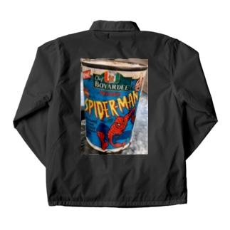 スパイダーマン Coach Jacket