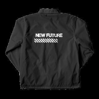 AoちゃんのNEW FUTURE Coach Jacket