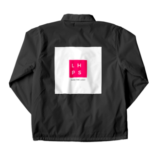 LHPSのLHPS ロゴ PINK Coach Jacket
