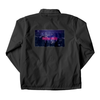 【解放区】ENJOY GUILT Coach Jacket