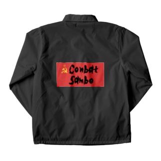 コンバットサンボ Coach Jacket