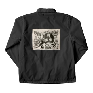 熟女扇風機オリジナルグッズ Coach Jacket