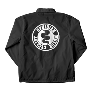 ophidian motor cyclist 蛇のライダー Coach Jacket