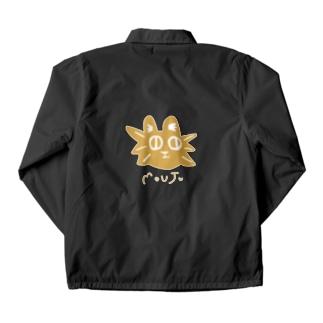 teki shopのMOUJUくんシリーズ Coach Jacket