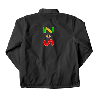 marikiroのZS initial Coach Jacket