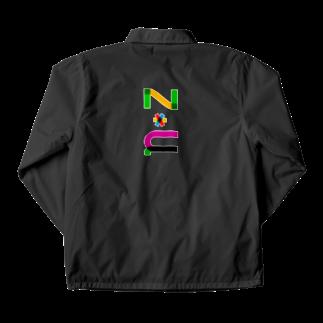 marikiroのZU initial Coach Jacket