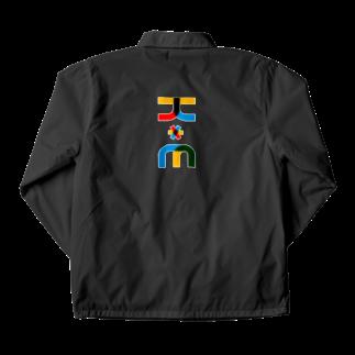 marikiroのKE initial Coach Jacket