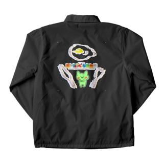 atamagaokasina Coach Jacket
